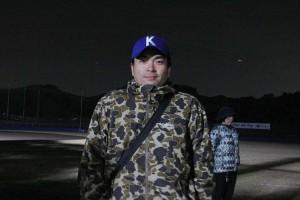物語の重要なシーンの撮影前の中川監督