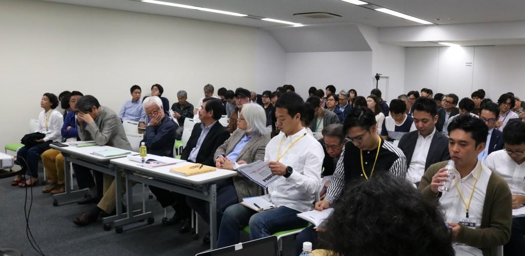 日本映画製作者連盟4社、日本映画製作者協会の制作プロダクション各社などから多数多くの方々にご来場いただきました