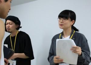 山中瑤子監督