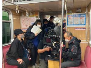 今泉カメラマンと木村監督